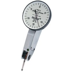 Brown & Sharpe Precision - 599-7033-3 - Dial Test Indicator, Vert, 0 to 0.008 In