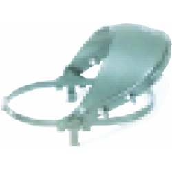 Jackson Safety - 3002450 - 282-b Capmount Adapterbulk, Ea
