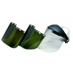 Jackson Safety - 3002826 - 1940-U CLEAR VISOR UNBND (Each)