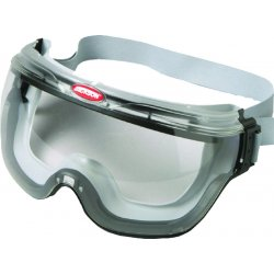 Jackson Safety - 3009654 - GOGGLE REVO BLK/CLR ASMC (Pack of 1)