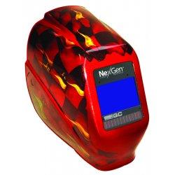 Jackson Safety - 3016335 - Halo X Speed W/nex Gen, Ea
