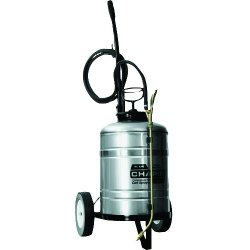 Chapin - 6300 - Cart Sprayer, Stainless Steel Tank Material, 6 gal., 45 psi Max Sprayer Pressure
