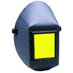 Huntsman - 14529 - 451p 4-1/2x5-1/4 Vulcanized Fiber Helmet 3000500