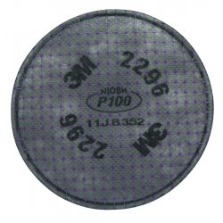 3M - 2296 - 2296 Advanced Particulate Filter- P100 100/case