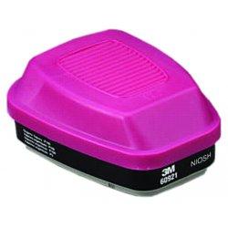 3M - 60928 - Respirator Cartridge Organic Vapor Acid Gas P100 3m 2 Pkg Qty, Pr