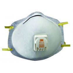 3M - 8516 - N95 Disposable Particulate Respirator, White, Universal, 10PK