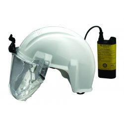 3M - AS-400LBC - Airstream High Efficiency Headgear Respirator Sy