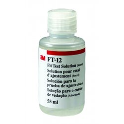 3M - FT-12 - Fit Testing Solution, Saccharin, 55mL