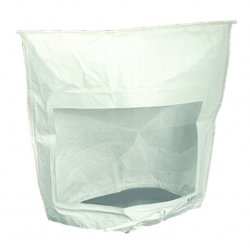 3M - FT-14 - 3M FT-14 Replacement Test Hood for Respirator Qualitative Fit Test Kit, 2/pack