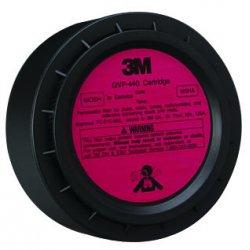 3M - GVP-440 - Respirator Cartridge Gvp Series 3m Hepa S8, Pk