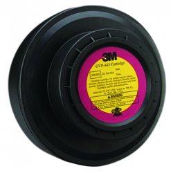 3M - GVP-443 - Respirator Cartridge Gvp Series 3m Organic Vapor Acid Gas Hepa S6, Pk