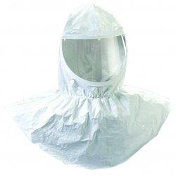 3M - H-410-10 - Respirator 3m Whitecap Ii Replacement Hood Tyvek, Pk