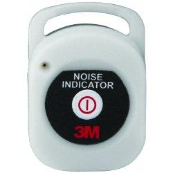 3M - NI-100 - 3M NI-100 Noise Indicator 1.5 In W x 2 In H x.5 In D (3.8 x 5 x 1.2 cm)