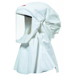 3M - S-533L - 3m High Durability Hoodwith Integrated M/l