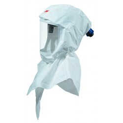 3M - S-757 - Versaflo(TM) Double Bib Painter Hood