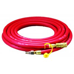 3M - W-3020-50 - Airline Hose, 50 ft. L, 1/2 In. Dia.