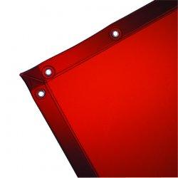 Wilson Industries - 36307 - Curtain 6x8 Org Pvc