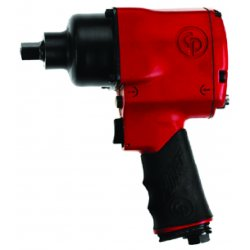 "Chicago Pneumatic - 6500-RS - 1/2"" Drive Impact Wrench1/2 Pin Ret, Ea"