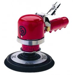 "Chicago Pneumatic - 870 - 6"" Dual Action Sander"