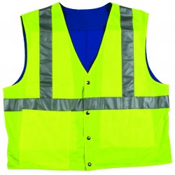 Ergodyne - 12559 - Chill-Its 6675 Class 2 Evaporative Cooling Vests (Each)