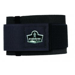 Ergodyne - 16005 - Ergodyne X-Large Black ProFlex 500 Nylon Laminated Neoprene Ambidextrous Elbow Support With Hook And Loop Closure
