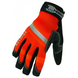 Ergodyne - 16313 - ProFlex 872 Hi-Vis Mesh Gloves (Pack of 2)