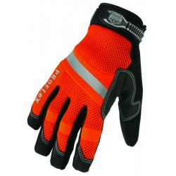 Ergodyne - 16414 - PVC Handler Weatherproof Thermal Gloves, Large
