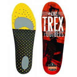 Ergodyne - 16706 - Dwos Trex 6382 Economy Footbed 2xl Or