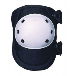 Ergodyne - 18300 - Ergodyne ProFlex 300 NBR Foam Knee Pad With Buckle Closure And White Rounded Hard Cap