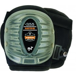 Ergodyne - 18355 - ProFlex 355 Short Cap Injected Gel Knee Pads (Pack of 2)