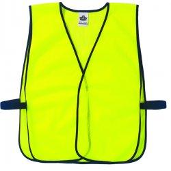 Ergodyne - 20020 - Lime Economy Vest Mesh H&L, EA