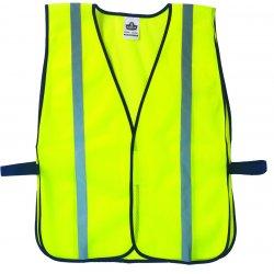 Ergodyne - 20040 - GloWear 8020HL Reflective Lime Green Safety Vest GloWear 8020HL Reflective Lime Green Safety Vest