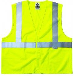 Ergodyne - 21477 - 8255hl Cls 2 Flame Resistant 2xl/3xl Lm Vest