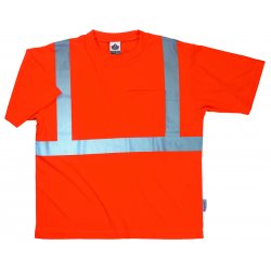 Ergodyne - 21654 - GloWear 8290 Class 2 Standard T-Shirts (Each)