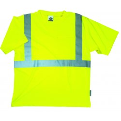 Ergodyne - 21664 - GloWear 8290 Class 2 Standard T-Shirts (Each)