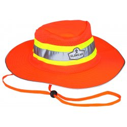 Ergodyne - 23258EG - Ergodyne Glowear Ranger Hat, Orange, LG/XL