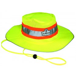 Ergodyne - 23260 - Hi-VisRanger hat-Lime, Large to Xlarge