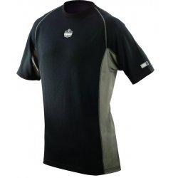 Ergodyne - 40107 - Dwos Core Perf. Wrkwear 6420mid Layer Shirt Blk