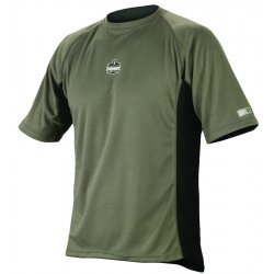 Ergodyne - 40116 - Dwos All Season Relaxed Fit Ss Grey Size 2xl