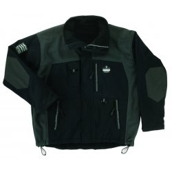 Ergodyne - 41103 - Medium Black Ergodyne Winter Jacket