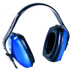Howard Leight / Honeywell - 1010926 - 27/25/25dB Multi-Position Ear Muff, Blue&#x3b; ANSI S3.19-1974