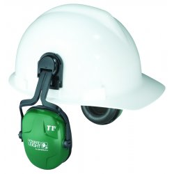 Howard Leight / Honeywell - 1011601 - Green Ear Muff, Noise Reduction Rating NRR: 23dB, Dielectric: Yes