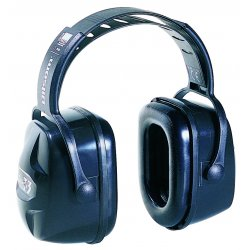 Howard Leight / Honeywell - 1011603 - Black Ear Muff, Noise Reduction Rating NRR: 27dB, Dielectric: Yes