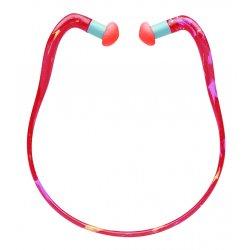 Howard Leight / Honeywell - QB3HYG - 23dB Reusable Pod-Shape Hearing Band&#x3b; Banded, Orange, Universal