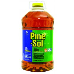 Clorox - 41773 - Clorox Pine-Sol Pine Scented Cleaner Concentrate - Liquid Solution - 0.47 gal (60 fl oz) - Pine, Fresh Scent - 1 Each - Amber