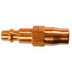 "Coilhose Pneumatics - 1504 - 1/8""mpt Connector 1/4"" Body Size"