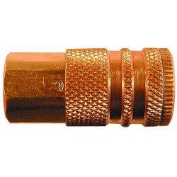 """Coilhose Pneumatics - 150A - 11553 1/4""""fpt Automaticcoupler, Ea"""