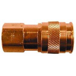 """Coilhose Pneumatics - 150U - 1/4""""fpt Auto Universal Coupler 1/4"""" Body S, Ea"""