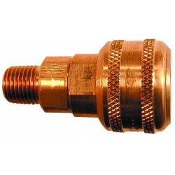 """Coilhose Pneumatics - 155 - 11601 3/8""""mpt Coupler, Ea"""