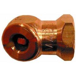 Coilhose Pneumatics - CH10 - 31717 Brass Ball Chuck 1/4 Npt, Ea